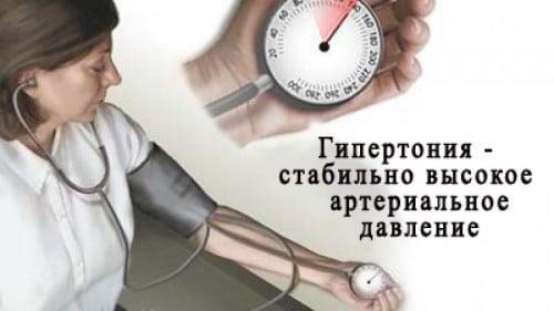 ЛЕчение гипертонии в домашних условиях
